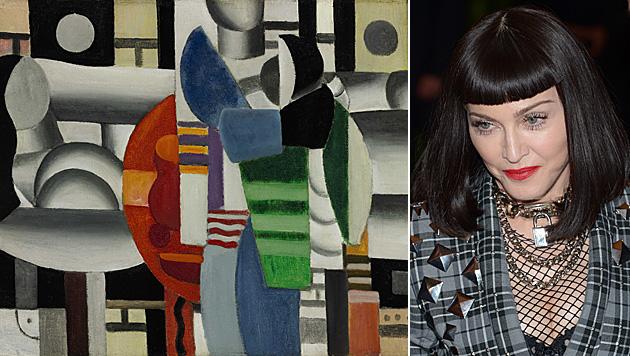 """Bild aus Madonnas Sammlung für 7 Mio. Dollar verkauft (Bild: dpa/Sotheby""""s, EPA)"""
