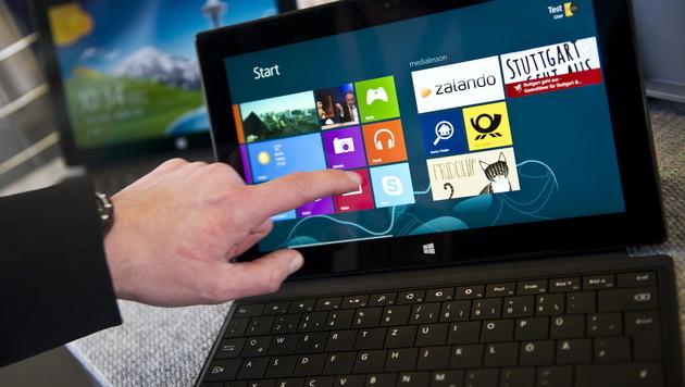 Microsoft bringt Surface Pro am 29. Mai nach Österreich (Bild: EPA)