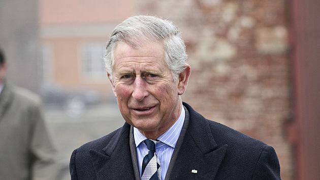 Prinz Charles muss Laden seines Biohofs zusperren (Bild: EPA)