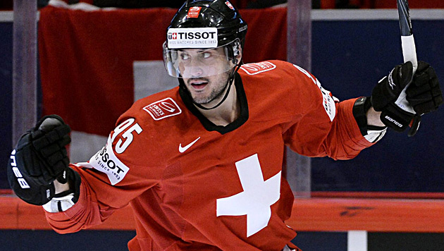 Schweizer weiterhin souverän: 4. Sieg im 4. Spiel (Bild: AP)