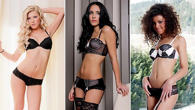 """So sexy sind die 19 """"Miss Austria""""-Kandidatinnen (Bild: Manfred Baumann)"""
