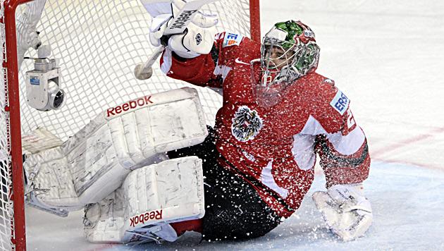 Österreich besiegt die Slowakei im Penaltyschießen (Bild: AP)