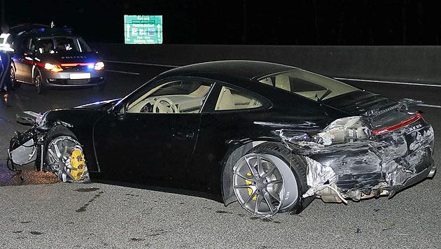 Alkolenker wollte Polizei nach Unfall in Sbg austricksen (Bild: Fmt-Pictures)