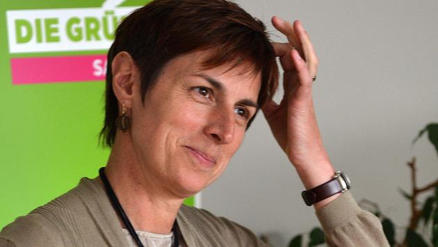 Astrid Rössler (Bild: APA/BARBARA GINDL)