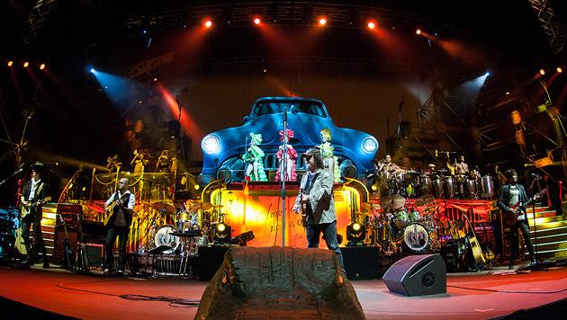 Zucchero mit beschwingtem Stadthallen-Konzert (Bild: Andreas Graf)
