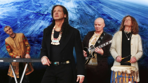 Big City Indians erhalten US-Award als beste Band (Bild: Big City Indians)