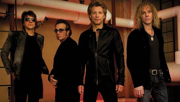 Gewinnen Sie VIP-Tickets für Bon Jovi in der Wiener Krieau (Bild: Universal Music)