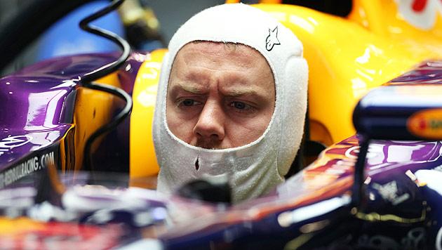 """Pirellis neue Reifen für Vettel ein """"Griff ins Klo"""" (Bild: AP)"""