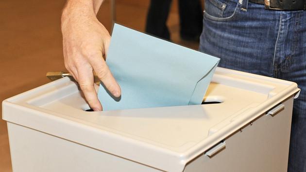 BP-Wahl: 11.500 Wahlberechtigte mehr als im Mai (Bild: APA/Robert Parigger (Symbolbbild))