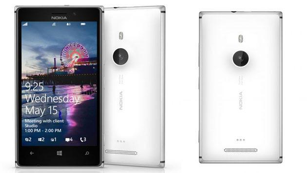 Nokia enthüllt sein neues Spitzen-Smartphone (Bild: Nokia)