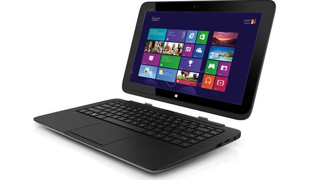 HP kündigt Android- und Windows-Tablet mit Dock an (Bild: HP)