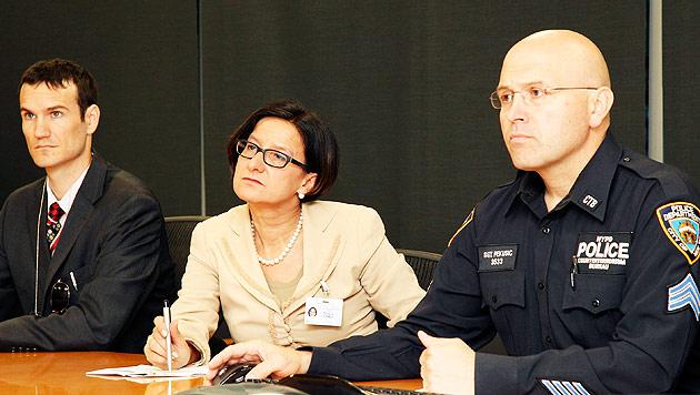 Mikl-Leitner: Mehr Bürgerhilfe bei Polizeiermittlungen (Bild: Kronen Zeitung)