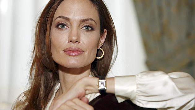 """""""People"""": Jolie will auch ihre Eierstöcke entfernen lassen (Bild: AP)"""