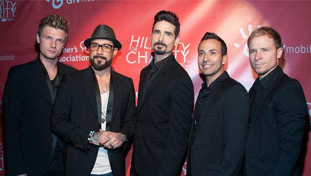 Backstreet Boys kündigen neues Album und Tour an (Bild: AFP)