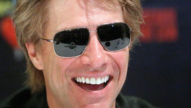 "Jon Bon Jovi: ""U2 und die Stones wären neidisch"" (Bild: EPA)"