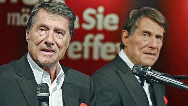 Udo Jürgens 80-jährig an Herzversagen gestorben (Bild: APA/Herbert Neubauer)