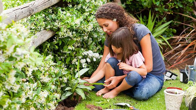 Wie Ihre Kinder die Lust am Gärtnern entdecken (Bild: thinkstockphotos.de)
