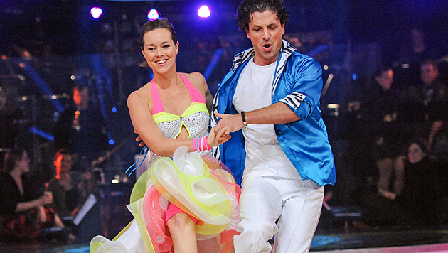 Angelika Ahrens im Semifinale ausgeschieden (Bild: ORF/Ali Schafler)