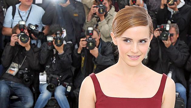"""Emma Watson: """"Wollte einfach normal sein"""" (Bild: EPA)"""