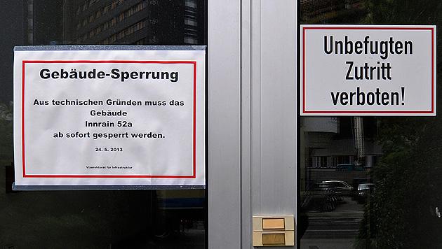 Strahlenunfall in NÖ: Atom-Zentrum beschuldigt Uni (Bild: APA/ROBERT PARIGGER)