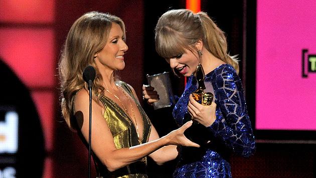 Billboard Awards: Bieber ausgebuht, Swift räumt ab (Bild: AP)