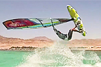 Spektakul�re Bilder von Windsurf-Ass Max Matissek (Bild: Lake Alliance)