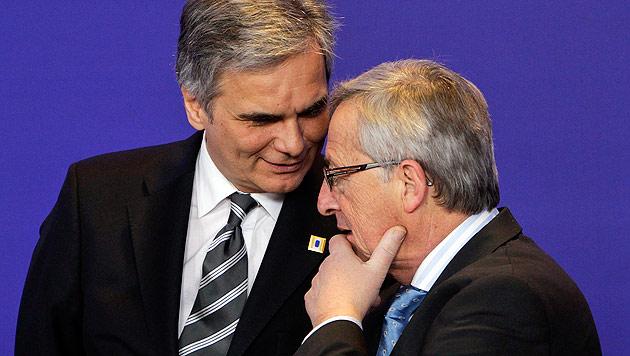 Datenaustausch: Österreich dürfte heuer zustimmen (Bild: APA/HBF/Andy Wenzel)