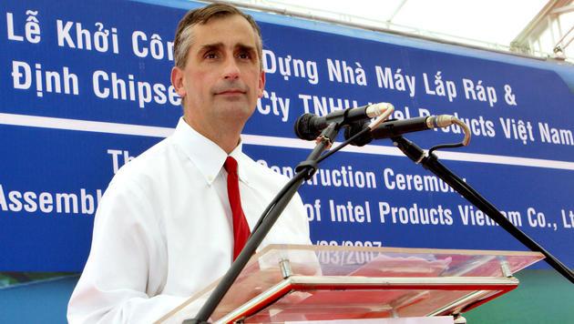 Intels neuer Chef drückt dem Konzern seinen Stempel auf (Bild: AP)