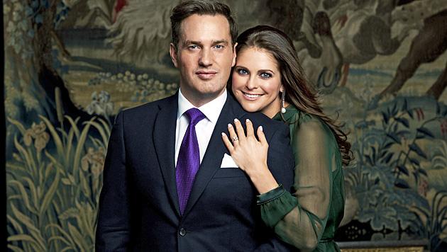 Madeleine: Die schöne Prinzessin und ihre Hochzeit (Bild: kungahuset.se/Ewa-Marie Rundquist)