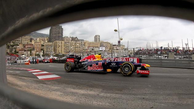 Reifen spielen in Monte Carlo nur Nebenrolle (Bild: EPA)