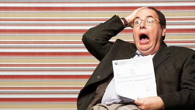 Telefonrechnung über 190.000 Euro schockte Elektriker (Bild: thinkstockphotos.de)