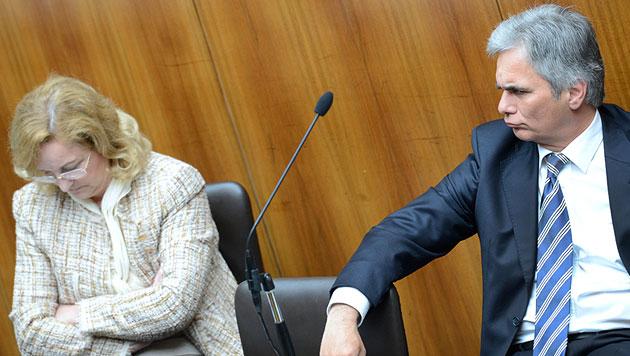 """""""Billige Polemik"""" in Koalition über die Entwicklungshilfe (Bild: APA/ROBERT JAEGER)"""