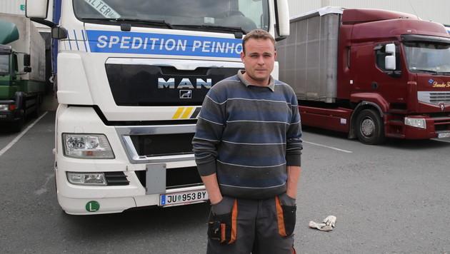 Lkw-Lenker stoppt Geisterfahrer auf A10 nach 39 km (Bild: SEPP PAIL)