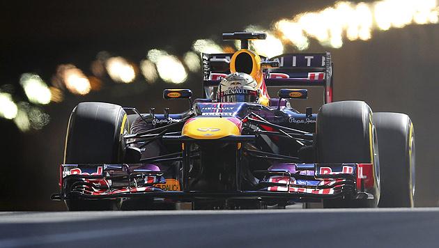 Neue Turbo-Ära könnte 2014 die F1 revolutionieren (Bild: AP)