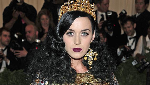 Sängerin Katy Perry ist angeblich wieder vergeben (Bild: AP)