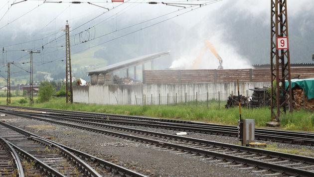 Gasalarm: Sperre der Westbahn in Sbg aufgehoben