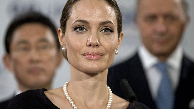 Angelina Jolies Tante an Brustkrebs gestorben (Bild: EPA)