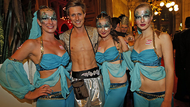 "Das war die große After-Show-Party beim ""Life Ball"" (Bild: Reinhard Holl)"