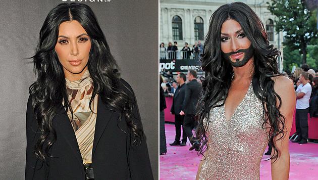 Britische Medien vergleichen Wurst mit Kardashian (Bild: EPA, Clemens Groh)