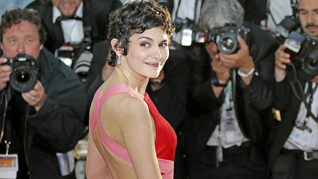 Audrey Tautou: Keine Lust auf Hollywood-Karriere (Bild: EPA)