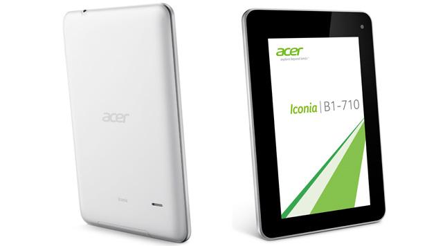 Ein erster Blick auf Acers neues Heer von Touch-Geräten (Bild: Acer)