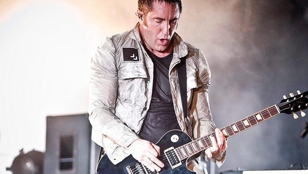 Nine Inch Nails melden sich tatkräftig zurück (Bild: EPA)