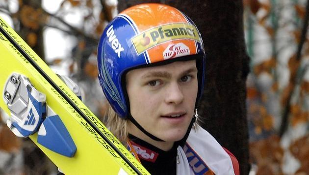 Skispringer Mario Innauer beendet seine Karriere (Bild: APA/Robert Parigger)
