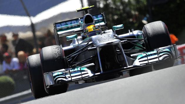 Mercedes hatte laut Pirelli keinen Vorteil durch Reifentests (Bild: EPA)