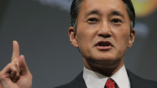 Sony-Chef Hirai spricht sich gegen Aufspaltung aus (Bild: AP)