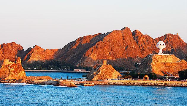 Sultanat Oman: Land der Wüsten und der Küsten (Bild: thinkstockphotos.de)