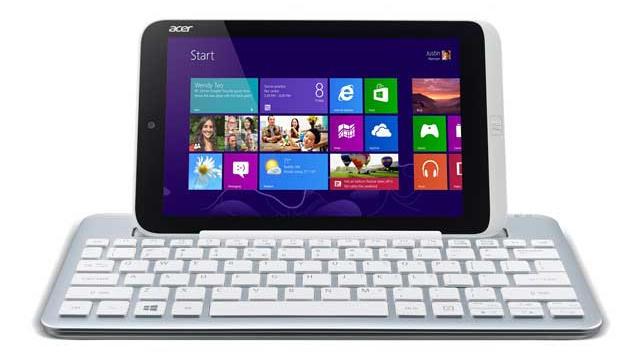 Acer bringt erstes Windows-8-Tablet mit 8-Zoll-Display (Bild: Acer)
