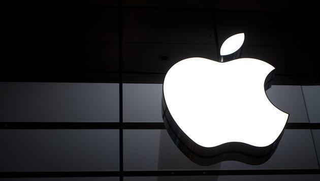 Apple wieder wertvollste Marke der Welt (Bild: dpa/Peter Kneffel)