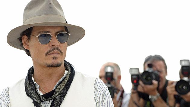 Cooler Pirat und Rebell: Johnny Depp wird 50 Jahre alt (Bild: EPA)