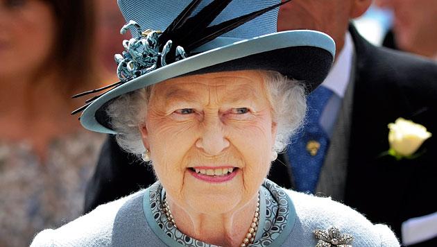 Queen Elizabeth II. feierte 60. Jubiläum ihrer Krönung (Bild: EPA)